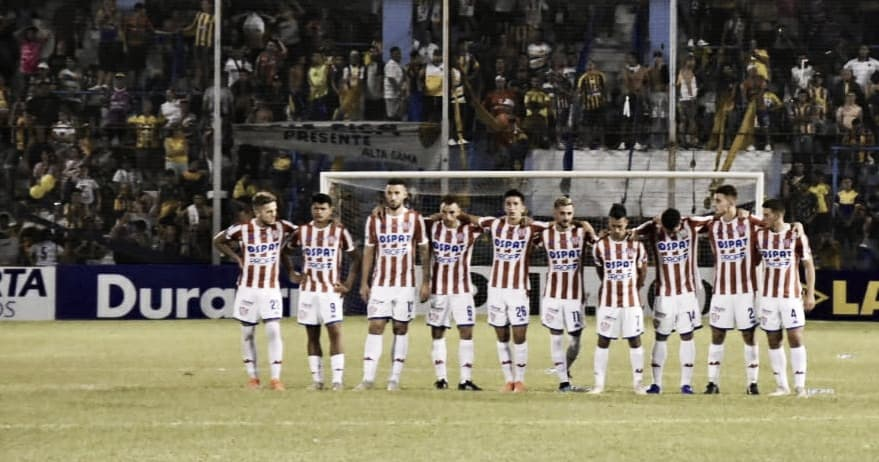Unión, eliminado de la Copa Argentina