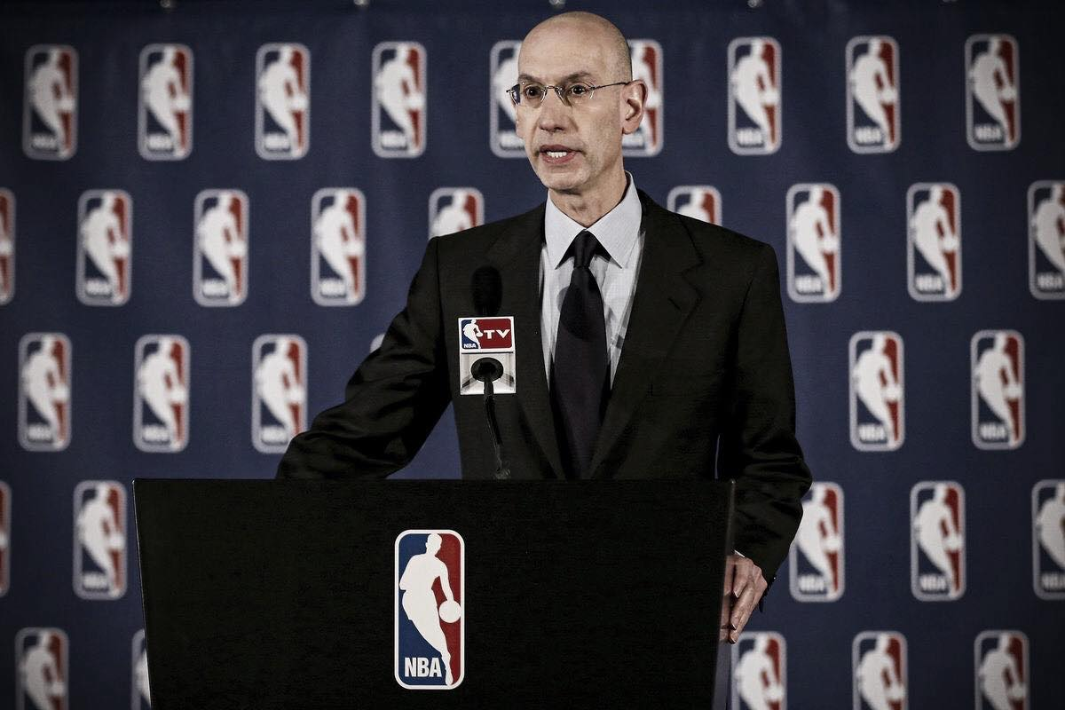 NBA will not operate for at least 30-days