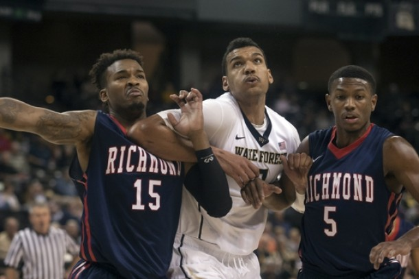 Turnovers Cost Wake Forest Demon Deacons In Their Loss To Richmond Spiders, 91-82