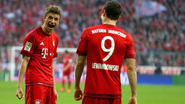 Le Bayern démontre sa puissance face à Dortmund