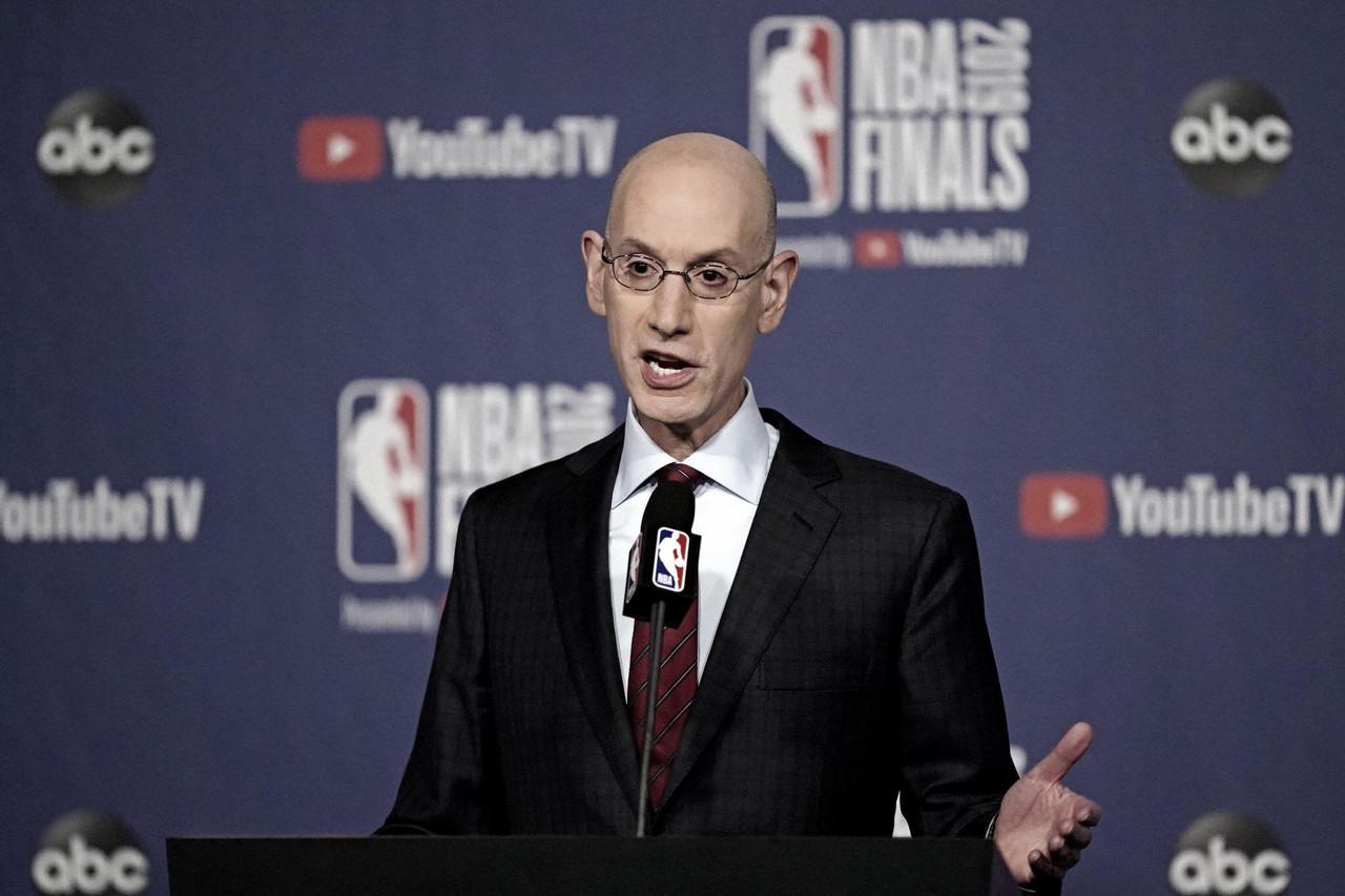 NBA suspends the season
