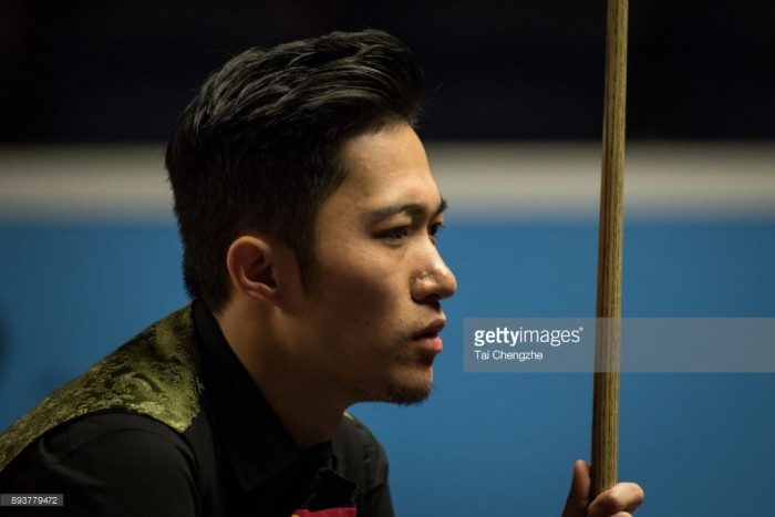 Cao suffers heartbreaking loss in Scottish Open final