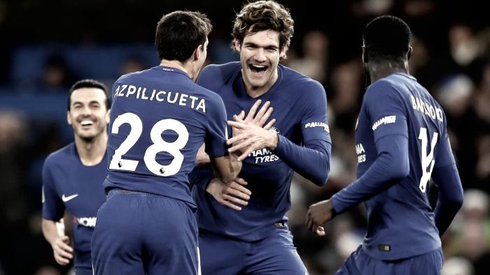 El Chelsea no juega bien pero gana ante un Southampton sin ideas