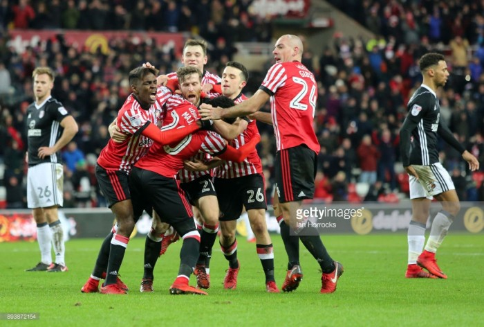Sunderland 1-0 Fulham: Maja magic earns Sunderland long-awaited home victory as Coleman conquers old side