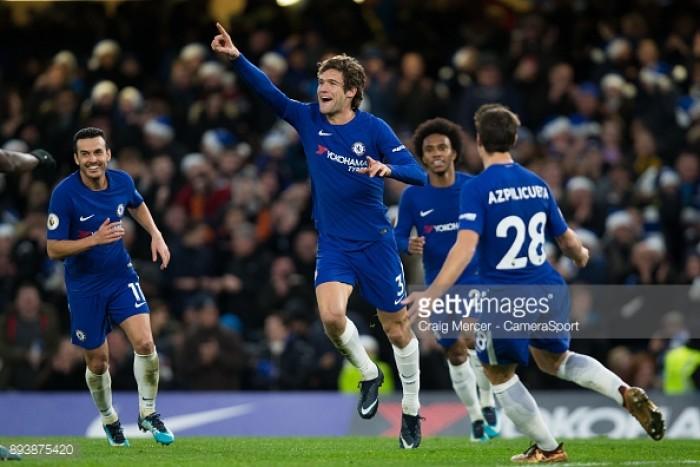Chelsea 1-0 Southampton: Alonso free-kick downs spirited Saints