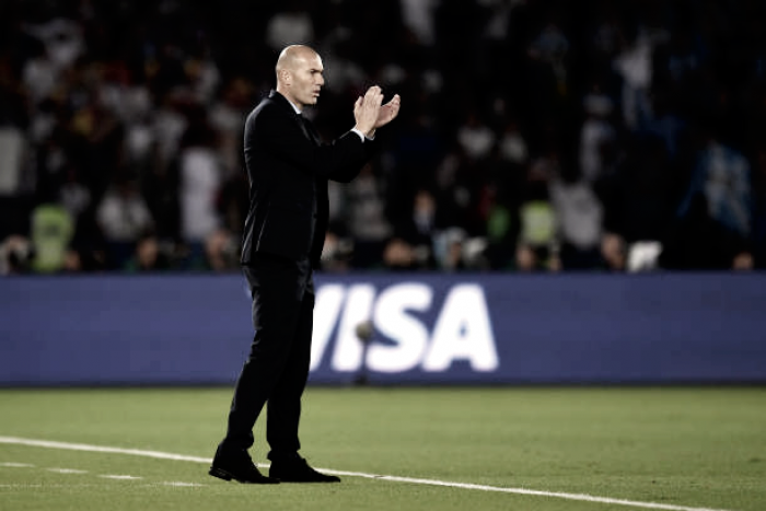"Zidane celebra novo título, elogia Real Madrid e exalta Cristiano Ronaldo: ""Fundamental"""