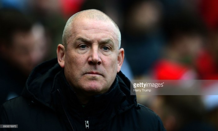 Nottingham Forest sack manager Mark Warburton