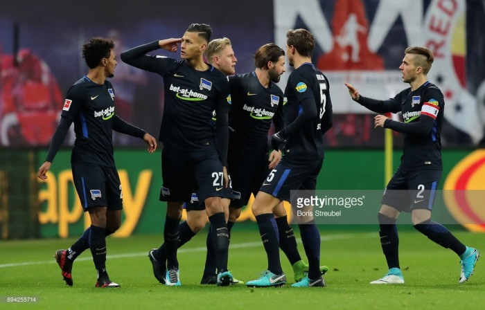 RB Leipzig 2-3 Hertha BSC: Selke comes back to haunt former side in five-goal thriller