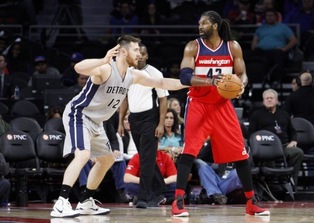 Led By Their Bench, Washington Wizards Outlasted Detroit Pistons 97-95