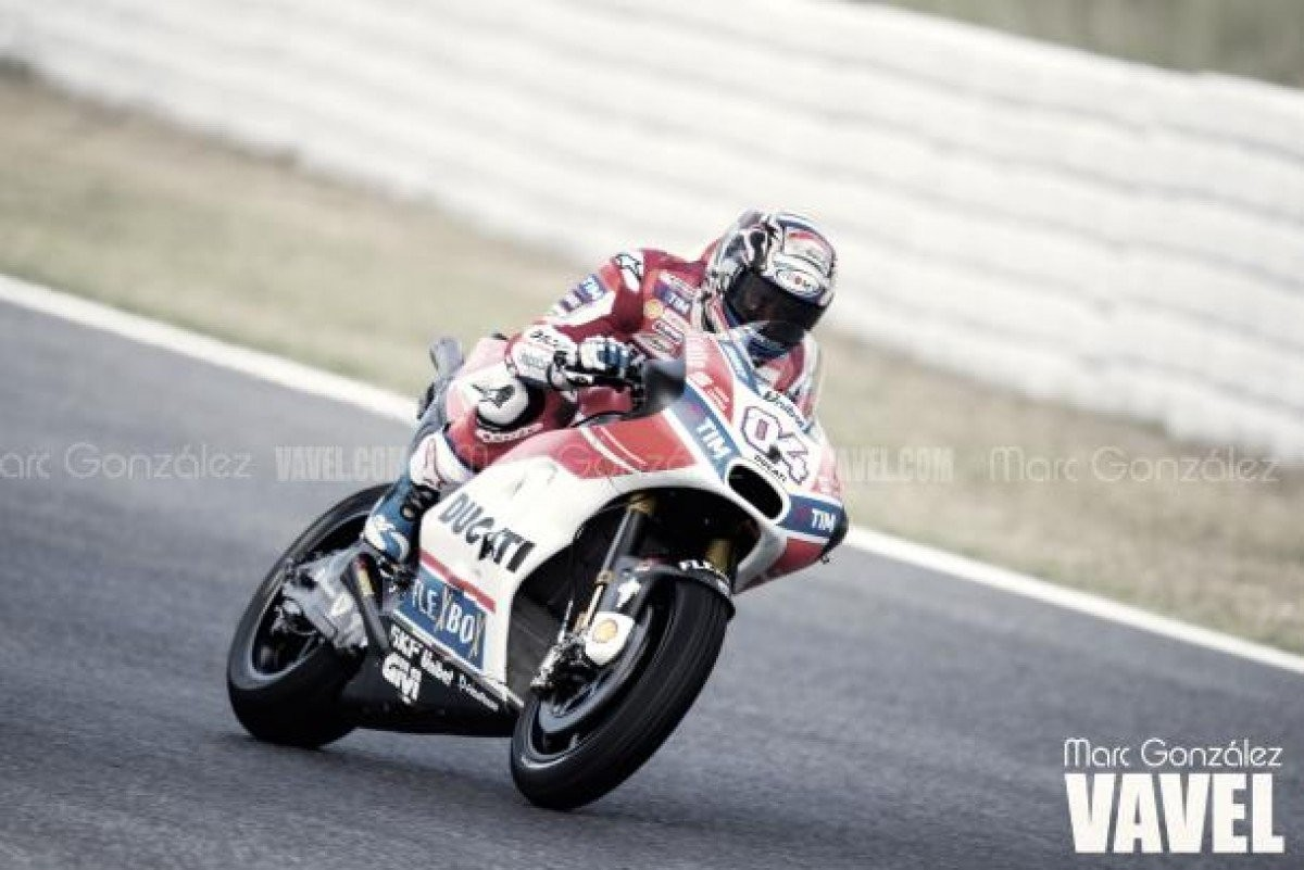 """MotoGp, Ducati - Dovizioso vicino al rinnovo: """"Ci siamo avvicinati, però testa a Le Mans"""""""