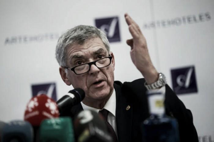 Dirigente culpa o governo caso a Espanha fique fora da Copa