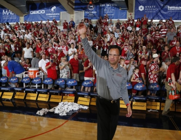 Maui Invitational: Indiana Hoosiers Take On UNLV Rebels To Close Out Maui Trip