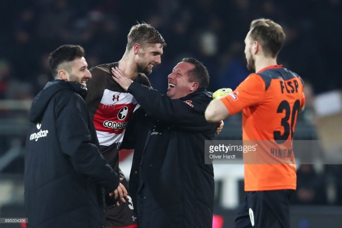 FC St. Pauli 2-1 VfL Bochum: Hosts end year with first win since October