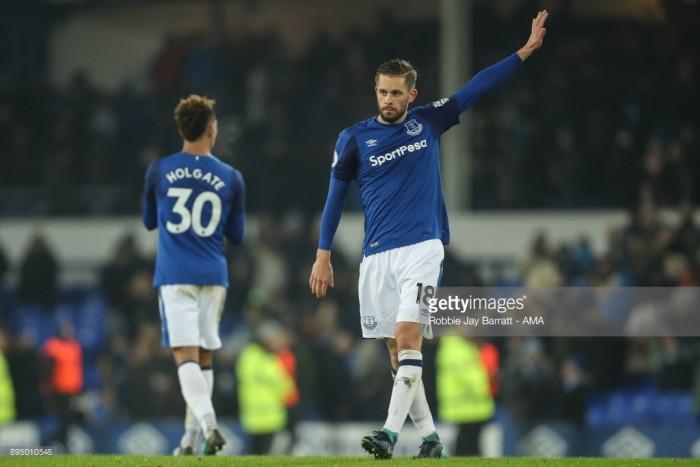 Everton 3-1 Swansea City: Sigurðsson shines against former side as Big Sam's unbeaten run continues
