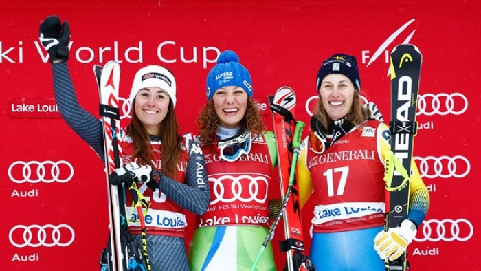 Sci, Discesa Lake Louise: vince Stuhec, Goggia splendida seconda