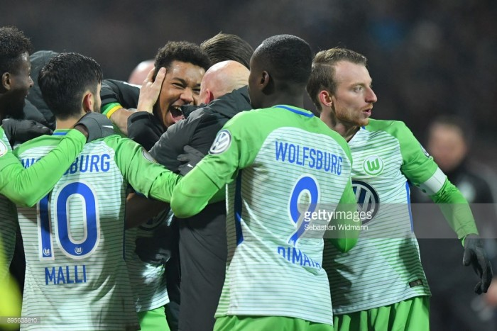 1. FC Nürnberg 0-2 VfL Wolfsburg (AET): Wolves squeeze past Der Club in extra time