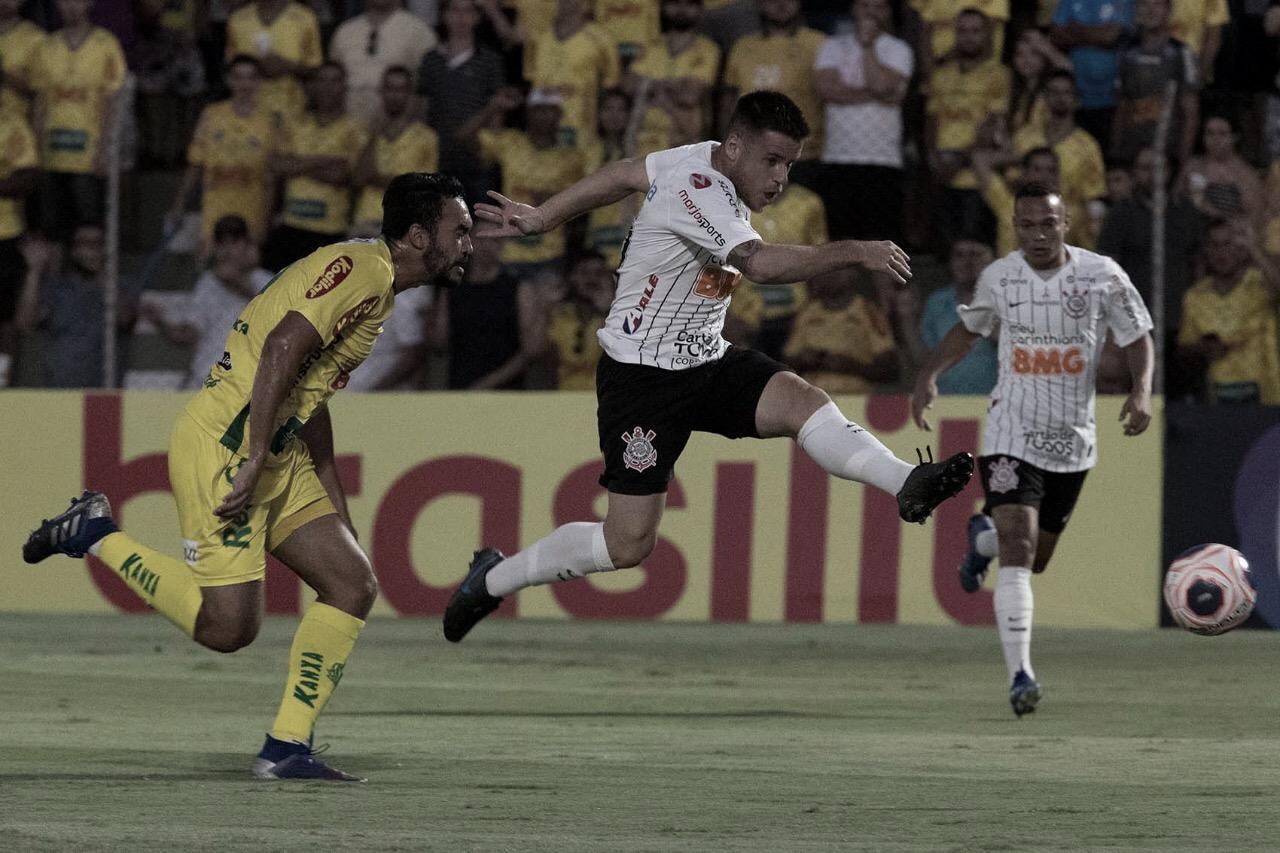 Mirassol surpreende e arranca empate do Corinthians