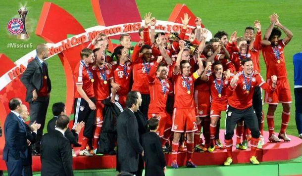 Le Bayern s'offre le monde pour son apothéose