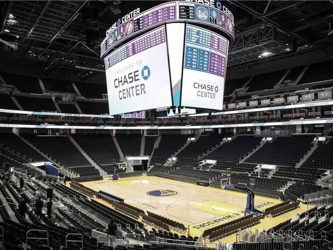 Warriors to play Nets without fans
