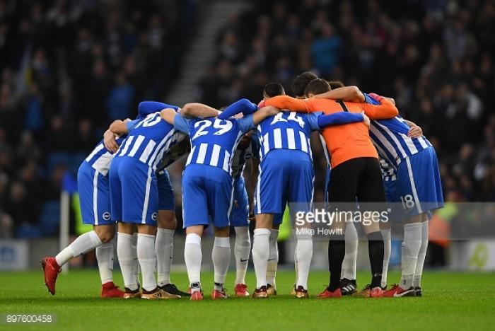Brighton 1-0 Watford: Gross fires Brighton to three points