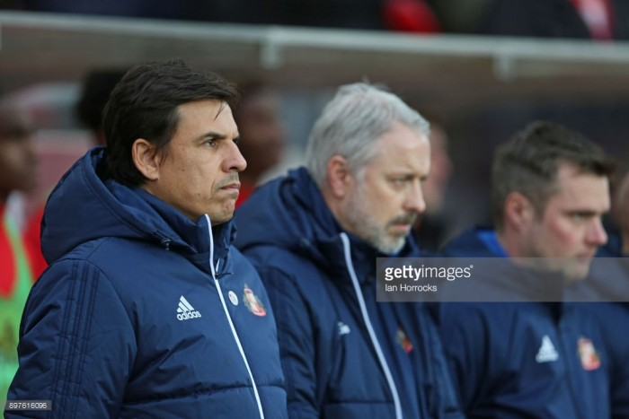 """Chris Coleman admits it was an """"opportunity missed"""" for Sunderland as they fail to break down ten-man Birmingham"""