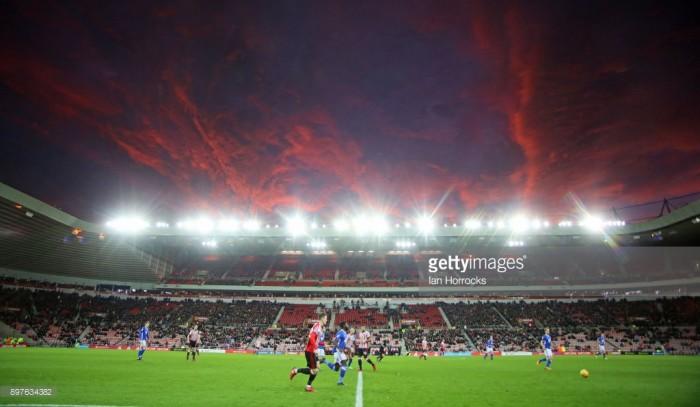 Sunderland AFC 1-1 Birmingham City: Festive frustration for Black Cats as they fail to break down ten-man Blues