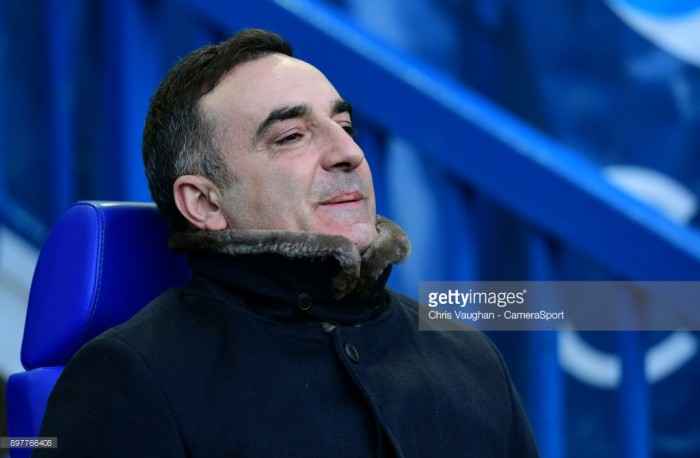 Sheffield Wednesday part company with manager Carlos Carvalhal by mutual consent