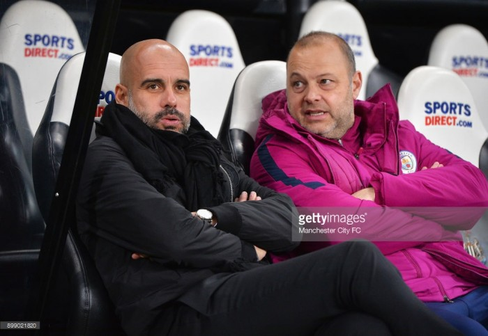 """Pep Guardiola insists that he would like Manchester City's opponents to """"play"""" following Newcastle victory"""