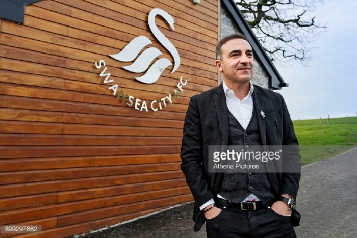 Carlos Carvalhal admits he has not spoke about January transfer window funds with Swansea chiefs