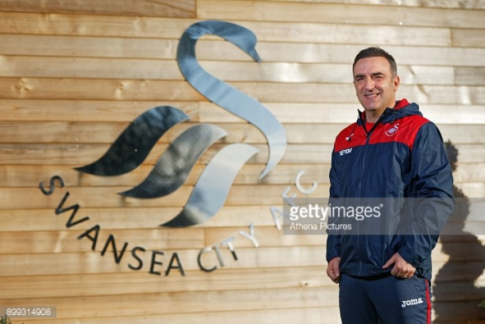 Carlos Carvalhal delighted with Swansea win but warns against getting carried away