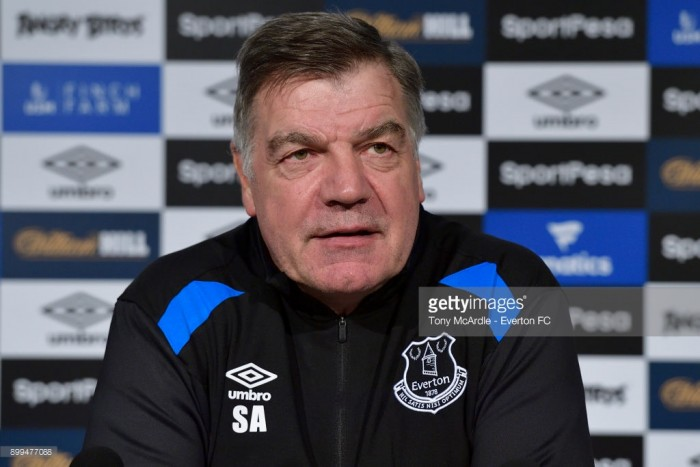 Soccer-Allardyce takes blame for 'shock' Everton performance