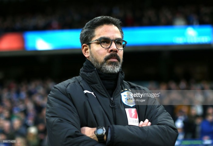 """David Wagner """"happy"""" with point at Burnley"""