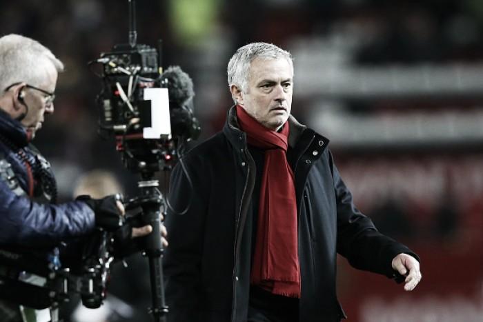 Mourinho garante vontade de ficar no Manchester United