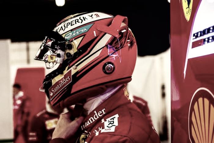 """Kimi Räikkönen: """"Comenzamos de una base fuerte del año pasado"""""""