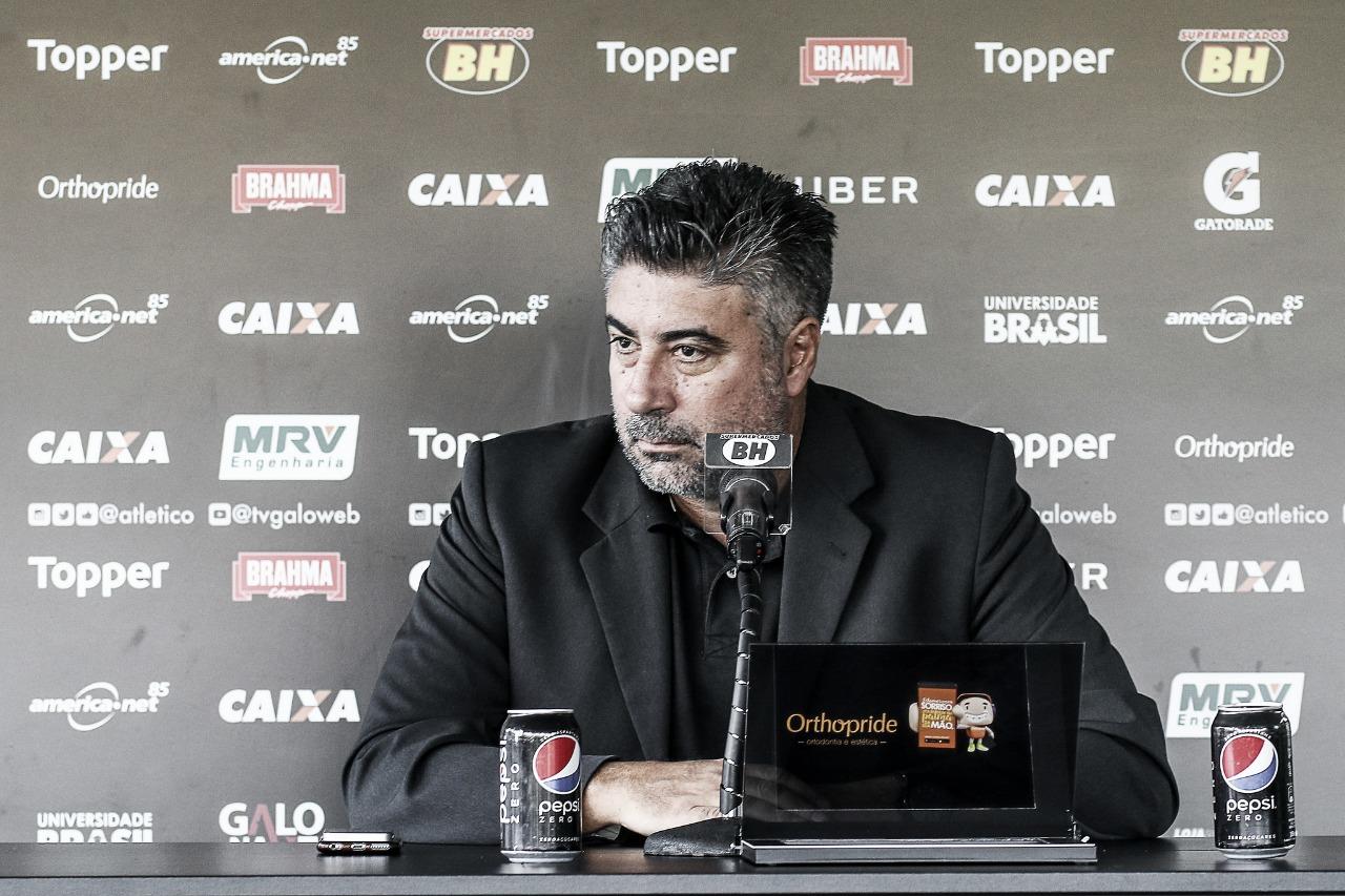 Alexandre Gallo é demitido e Atlético-MGjá tem novo diretor de futebol