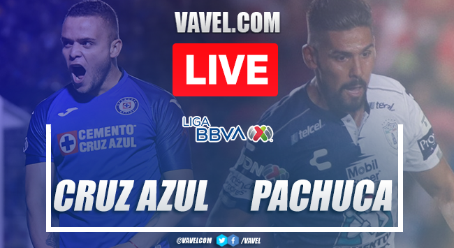 Goals and Highlights:Cruz Azul 3-1 Pachuca in Liga MX Clausura 2020