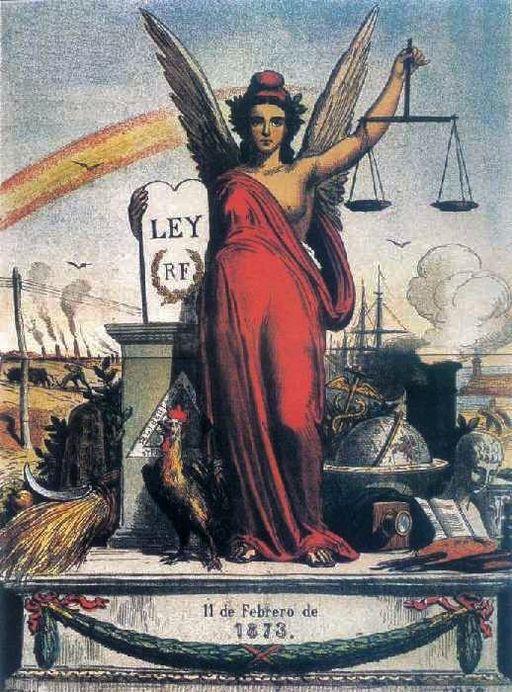 La I República Española, entre el mito, el progreso y el caos