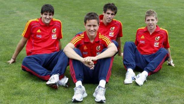 Cuatro leones en busca del oro olímpico