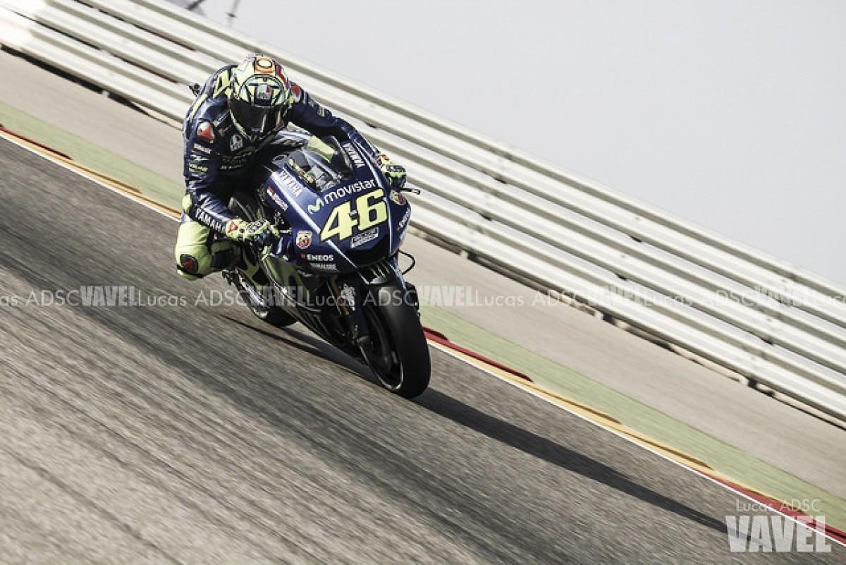 MotoGp Qatar, libere 1- Ecco Rossi: il dottore si piazza davanti a tutti