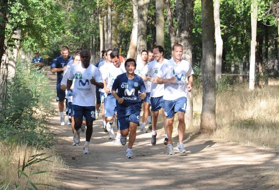 Comienza la pretemporada de Inter Movistar 2012/2013