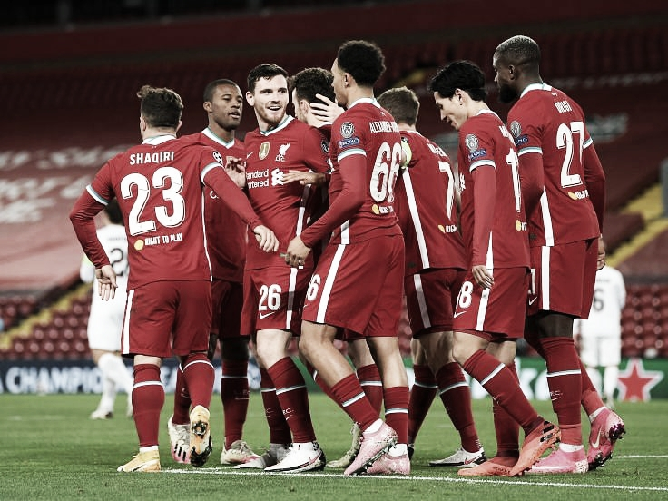 Previa RB Leipzig - Liverpool: Para levantar cabeza