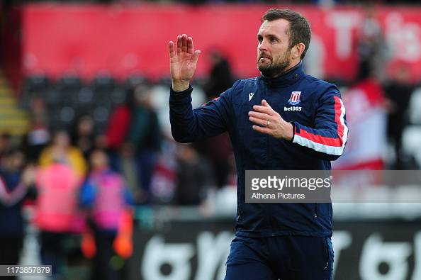 Nathan Jones thanks Stoke board and hails Potters after win at Swansea