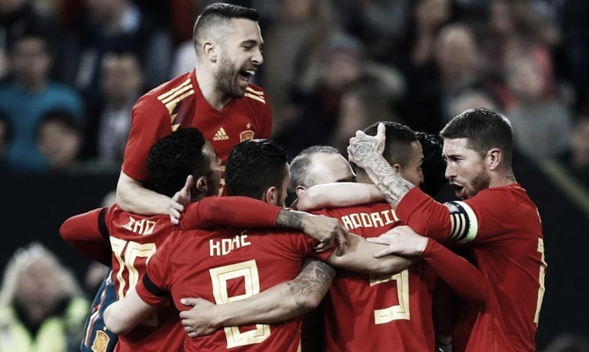 La RFEF pone fecha al amistoso previo a la Eurocopa con España vs Portugal