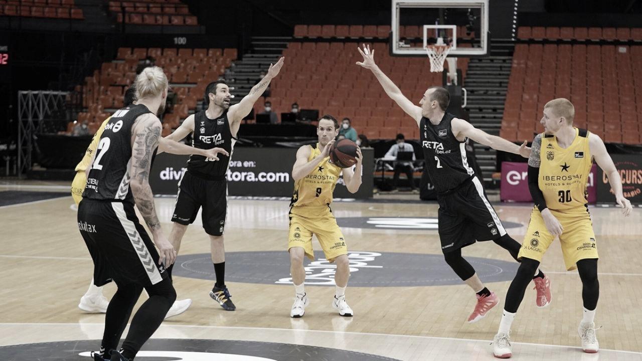Previa RETAbet Bilbao Basket vs. CB Canarias: reencuentro entre viejos conocidos