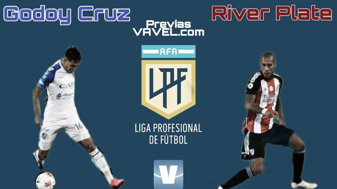 Godoy Cruz vs River Plate: Con ilusión de ganar