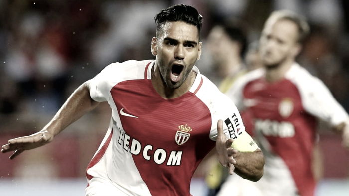 Ligue 1: il Monaco ritrova la Tigre, Falcao è tornato a ruggire e a segnare