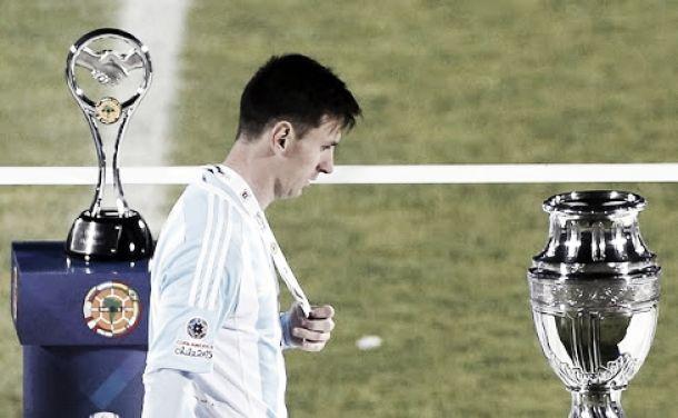 """Lionel Messi: """"Voy a estar"""""""