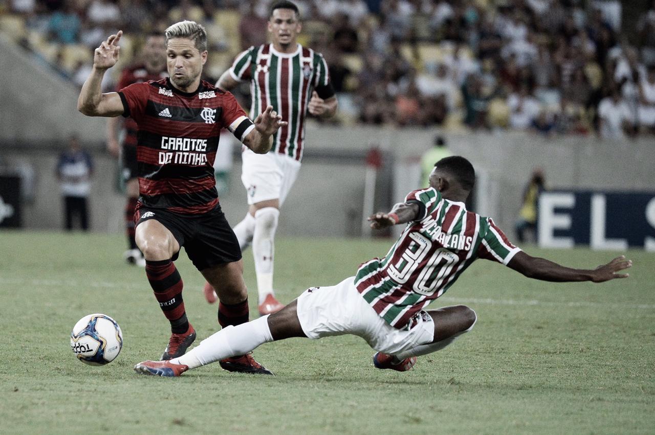 Em situações distintas, dupla Fla-Flu se enfrenta pela segunda vez na temporada no Maracanã