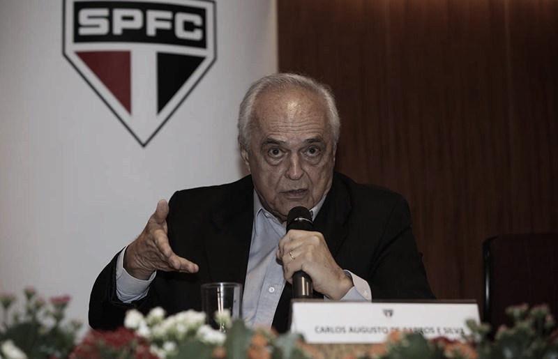 São Paulo aproveita lucro com transferências para quitar direito de imagem