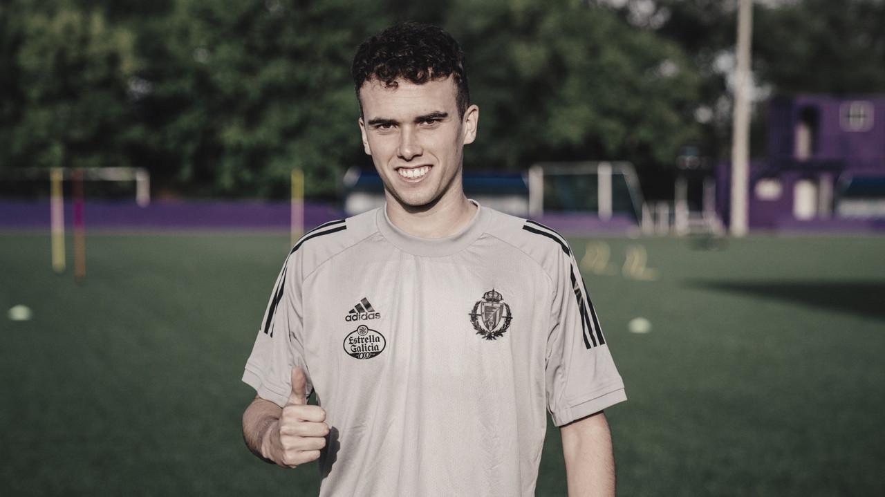 OFICIAL: Sergio López, cedido al Real Valladolid Promesas